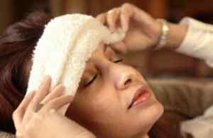 Лечение мигрени в домашних условиях
