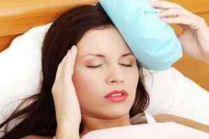 Методы лечения головной боли у матери