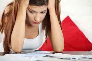 После перенесенного стресса