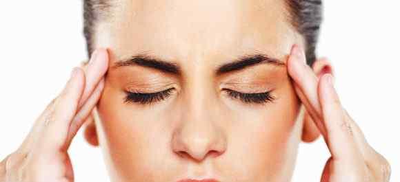 Причины головных болей в висках