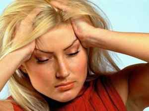 Симптомы болей в области головы