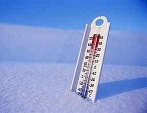 Снижение температуры воздуха