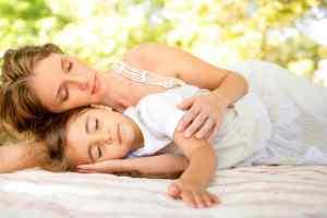 Уложите ребёнка отдохнуть