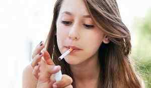 курения кружится голова и шатает