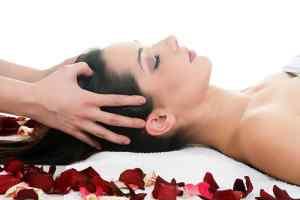 правила массажа головы