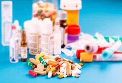 Лекарственные препараты при повышенном давлении