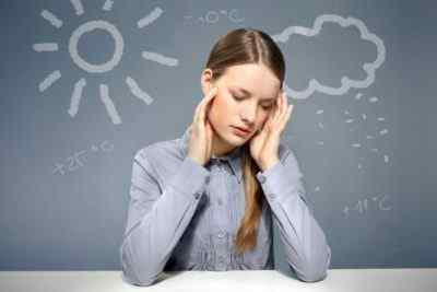 Симптомы истинной мигрени
