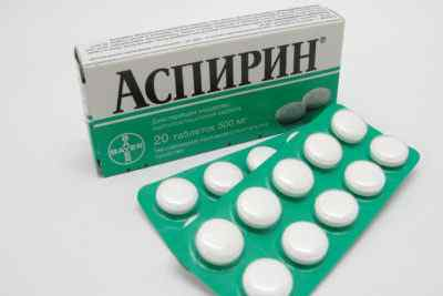 Аспирин, как лекарство от головной боли