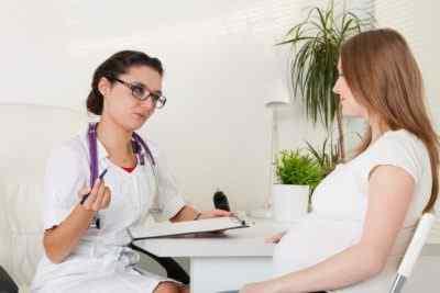 Поход к доктору и постановка на учет