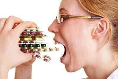 Таблетки от боли в правом виске