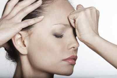 Почему болит лоб и затылок причины и лечение патологии