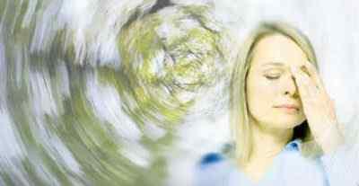 Болезнь или норма, если кружится голова, когда ложусь
