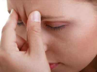 Характеристика боли при заболевании носа