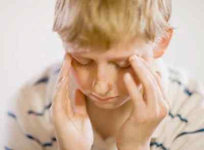 Головные боли и дети