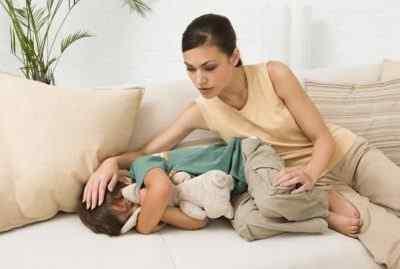 Головная боль у ребёнка 5 лет и старше