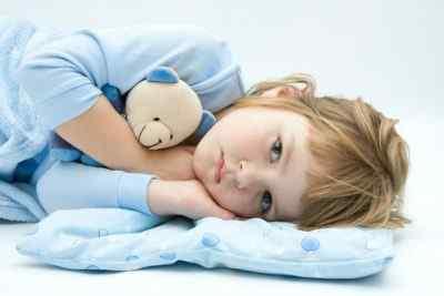 Причины возникновения приступов детской мигрени