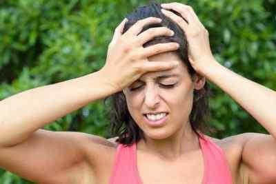 Виды головной боли после еды