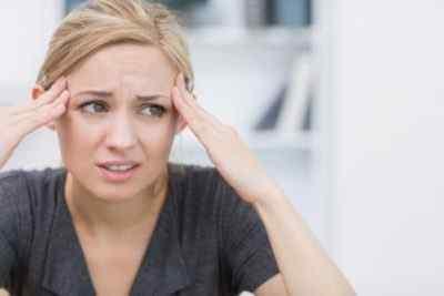 Причины головокружения при месячных