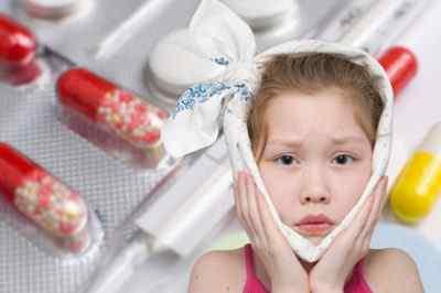 Средства для детей от головной боли