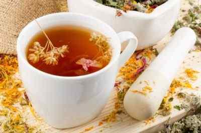 Чай из орегано или душицы