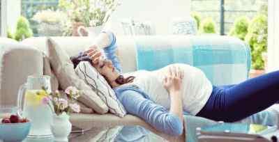 Головокружение и поздние сроки беременности