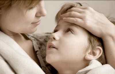По каким признакам определяется мигрень у детей