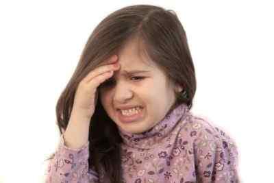 Разновидности мигреней у детей