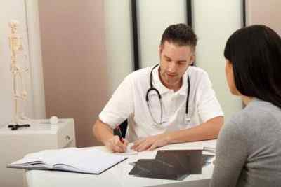 Обследование поможет установить причину и назначить лечение