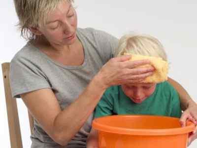 Причины, почему у ребенка болит голова, температура, рвота – тактика действий