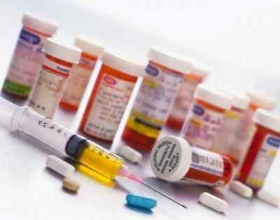 Чрезмерный приём лекарств
