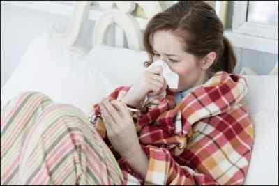 Лечение при гриппе и ангине