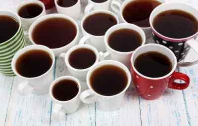 Кофеин сколько это – слишком много