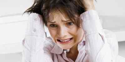 Сильный стресс или депрессия