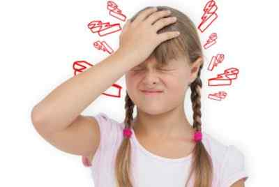 Мигрень у детей и подростков
