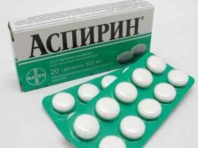 Ацетилсалициловая кислота (Аспирин, Анопирин)