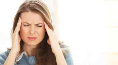 Причины болей головы
