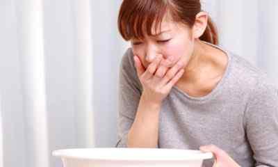 Головная боль почему возникает, вызывает рвоту