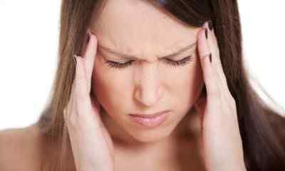Головная боль при наклоне вниз – причины