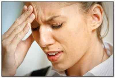 Сильная головная боль основные причины