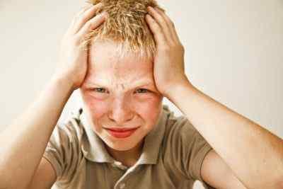 Тензионная головная боль у детей