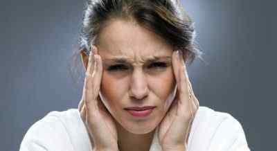 Кластерные головные боли