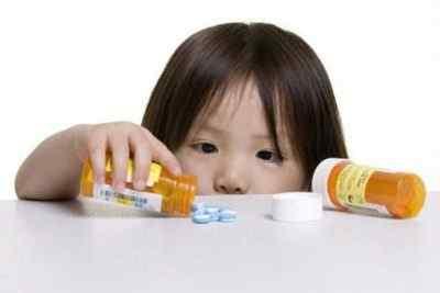 Лекарства и дети - какие можно пить таблетки