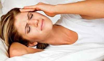 Почему перед и после родов кружится и болит голова