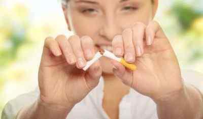 Чем помочь себе при бросании курения