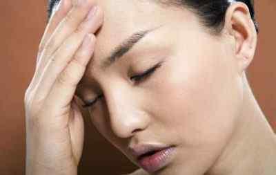 Основные признаки мигрени у женщин