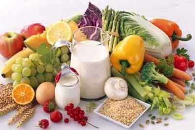 Питание при мигрени – полезные продукты
