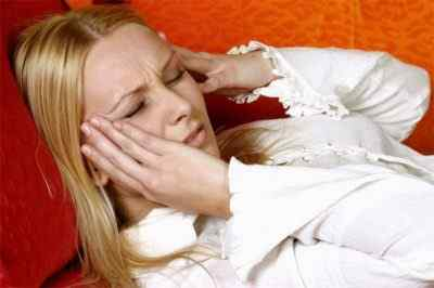 Как снять головную боль напряжения