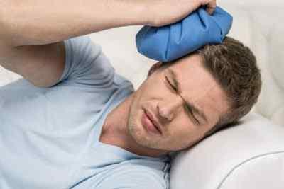 Осложнения сотрясения мозга