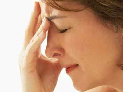 Проявления тензионной боли