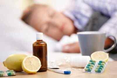 Простуда – симптомы